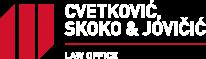 CVETKOVIĆ SKOKO & JOVIČIĆ Law Office